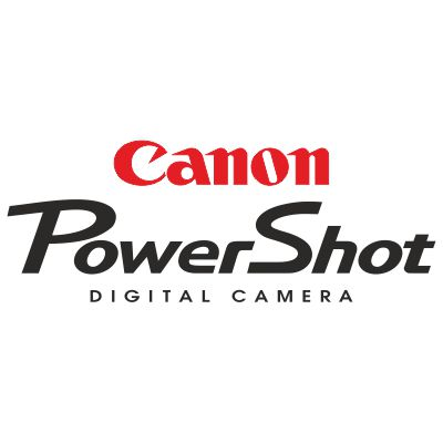 Descargar Logo Vectorizado canon power shot Gratis