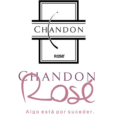 Descargar Logo Vectorizado chandon rose Gratis