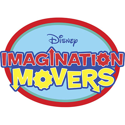 Descargar Logo Vectorizado disney imagination movers Gratis