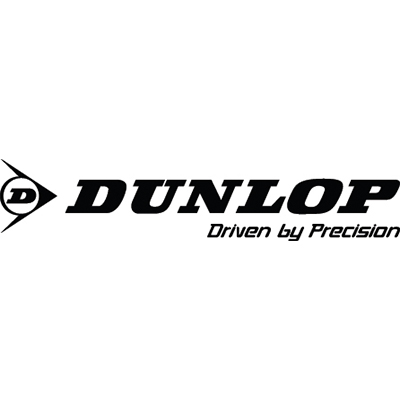 Descargar Logo Vectorizado dunlop driven by precision Gratis