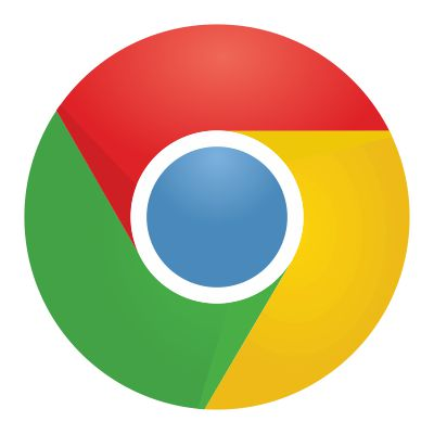 Descargar Logo Vectorizado google chrome Gratis