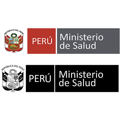 The gallery for kfc logo black and white for Ministerio de salud del interior