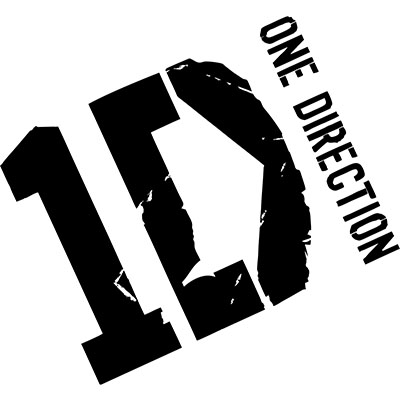Descargar Logo Vectorizado one direction 1d Gratis