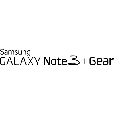 Descargar Logo Vectorizado samsung galaxy note3 gear Gratis